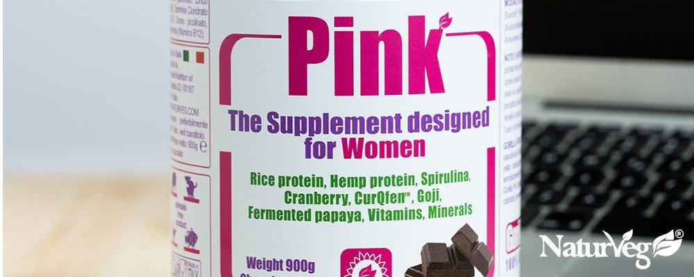 Gorilla Pink - Integratore vegetale proteine