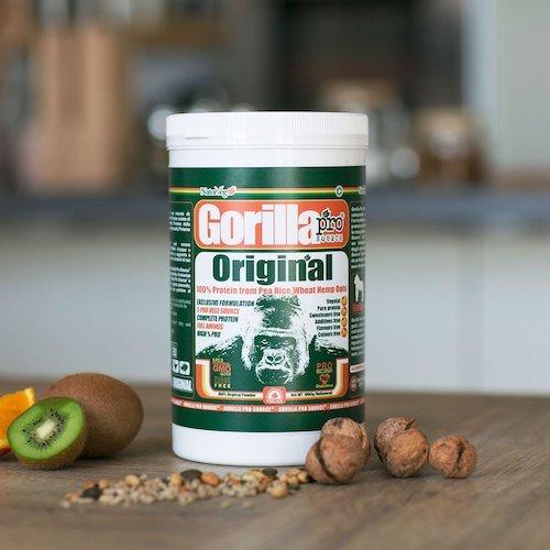 Gorilla Pro Source Original Proteine Vegetali