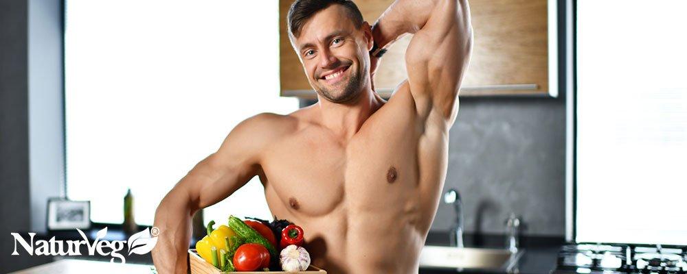 aumento di peso dieta vegetariana bodybuilding