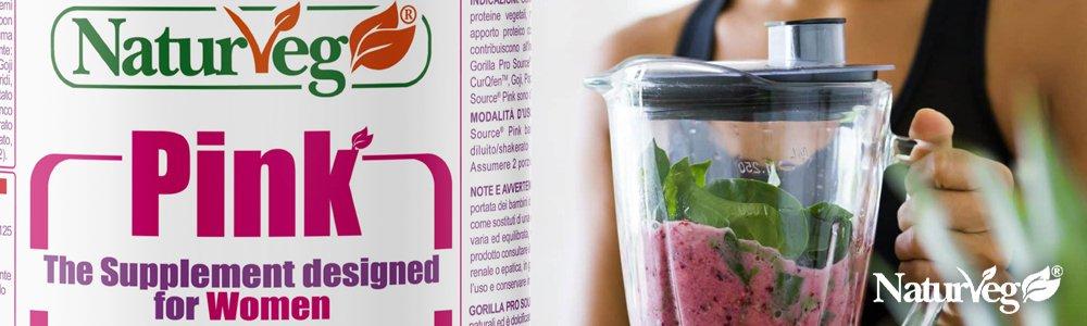 Proteine vegan Naturveg Pink