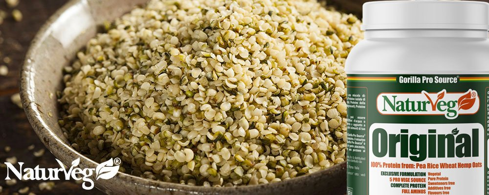 Naturveg® Original proteine vegetali