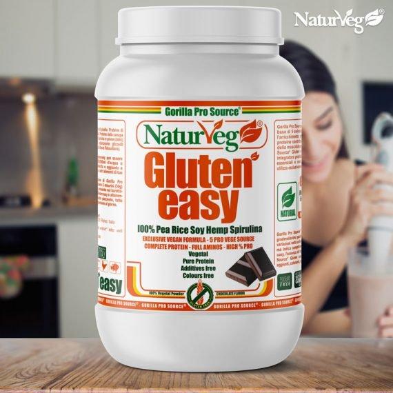 Naturveg® Gluten Easy - Proteine Vegetali Gluten Free