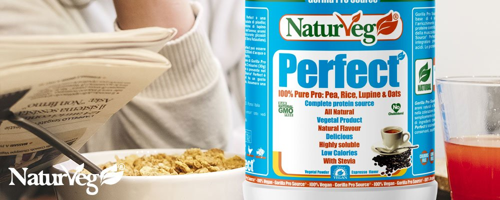 Naturveg Perfect Proteine Vegan