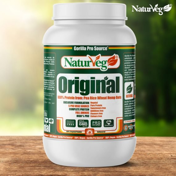 Naturveg Original - Integratore Proteine Vegane
