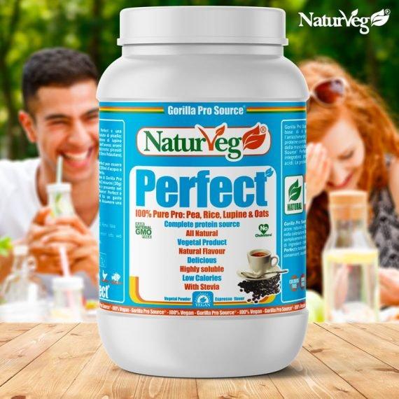 Naturveg Perfect - Proteine Vegetali per Tutti