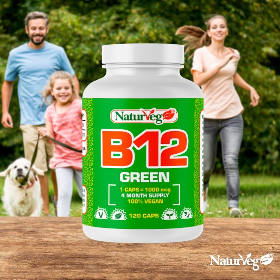 integratore vitamina b12 fronte