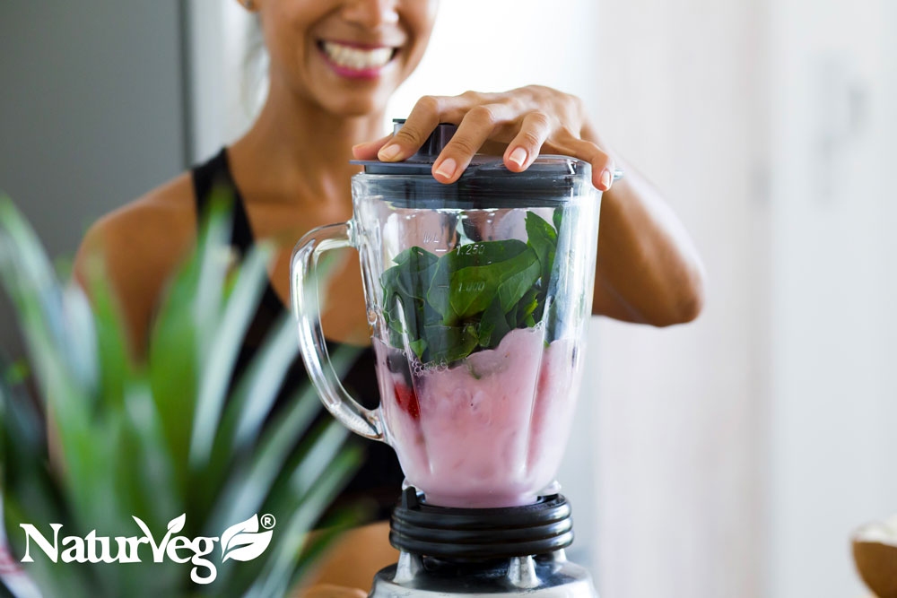 Frullati proteici vegani: 6 ricette facilissime | Naturveg