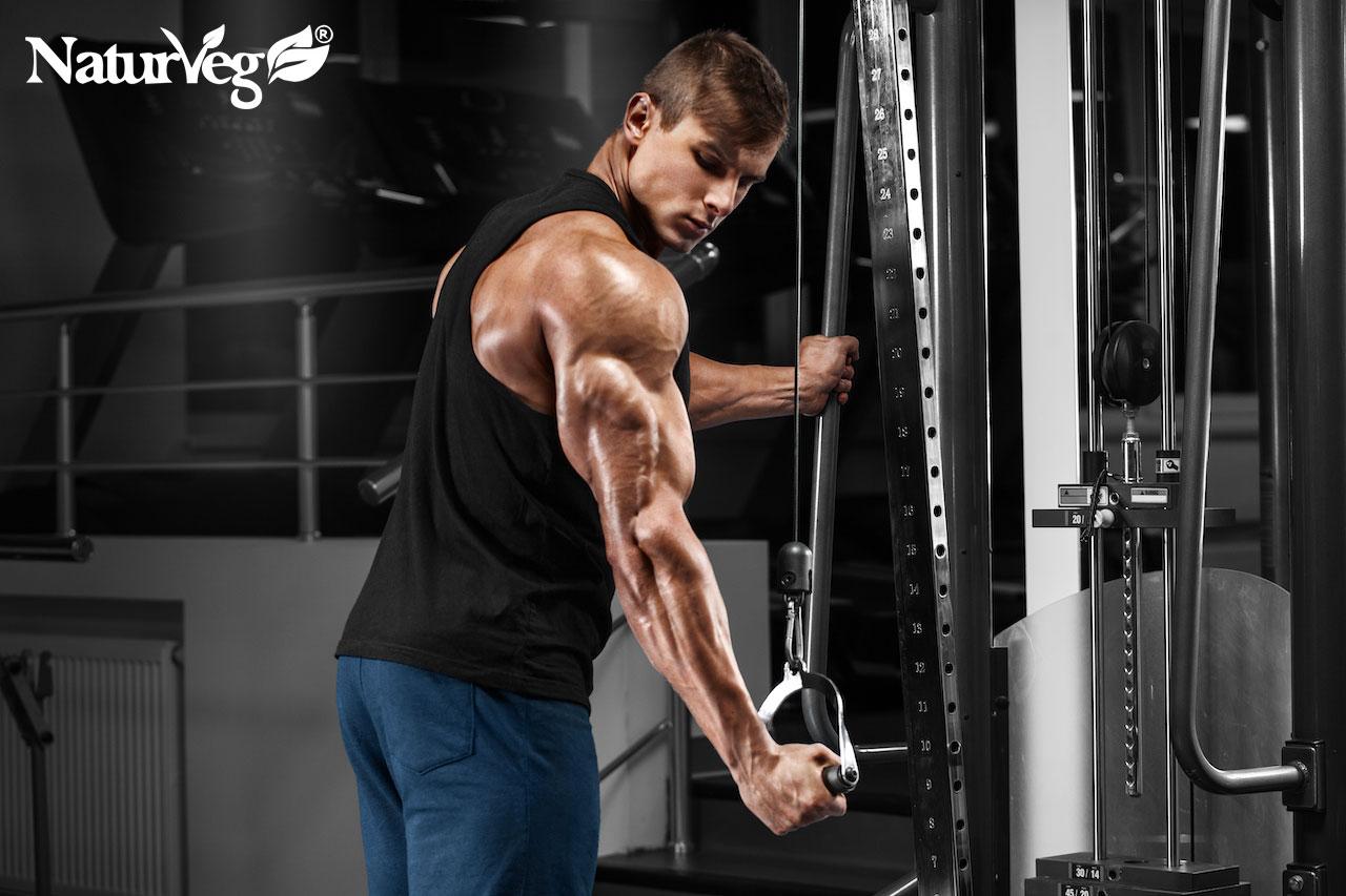 Un Bodybuilder può essere Vegano?
